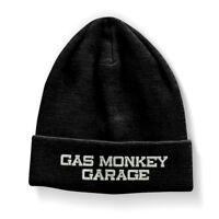 Gas Monkey Garage Fast N Loud GMG Winter Hut Kappe Mütze Beanie