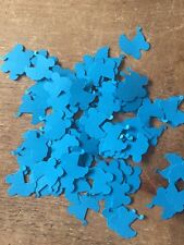 Baby Shower table Confetti Baby Boy pram table Decorations- Dark Blue-200 Pieces