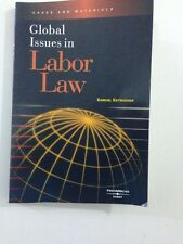 Global Issues: Global Issues in Labor Law - Samuel Estreicher (2007, Paperback)