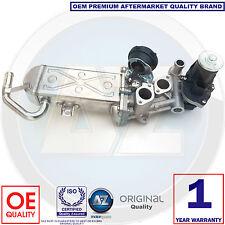 for AUDI SKODA SEAT VW 1.6 TDI 1.9 TDI EGR COOLER COMPLETE WITH EGR VALVE NEW OE