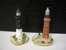 Harbour Lights Spyglass Collection Pounce de Leon & Tybee Island