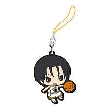 Kuroko's Basketball Takao Rubber Phone Strap Licensed NEW