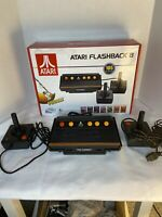 Atari Flashback 8 Retro Game Console 105 Games Built In ATGames Read Description