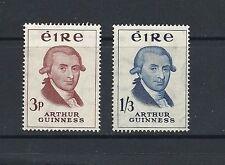 Elizabeth II (1952-Now) Mint Hinged Irish Stamps