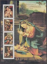 KOREA Pn. 1983 MNH** SC#2345 Sheet, Antonio Correggio (1489-1534), 450th Anniv.