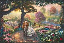 Gone with the Wind - Counted Cross Stitch Patterns Needlework for embroidery