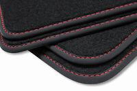 Premium Fußmatten für Seat Tarraco KN Xcellence Style 4Drive FR 2018-