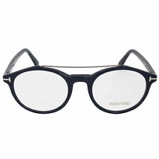 Tom Ford FT5455 90 Round   Blue  Eyeglass Frames