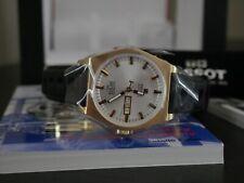 Tissot Visodate Automatic Seastar PR516 GL Heritage Watch Gold BRAND NEW IN BOX