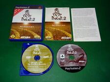 Dakar 2 MIT BONUS-DVD , Anleitung und OVP fuer Playstation 2 PS2