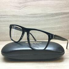 85f5bc24410 Balmain BL 3059 Eyeglasses Black Gold 01 Authentic 54mm