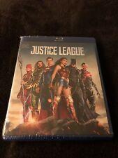 Justice League 2018 Batman Superman Wonder Woman Flash Cyborg New Blu Ray