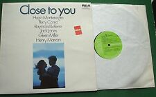 Close to You Hugo Montenegro Perry Como Jack Lefevre Glenn Miller + INTS 1409 LP