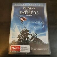 FLAGS OF OUR FATHERS Clint Eastwood 2 Disc Edition DVD R4