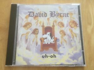 David Byrne [Talking Heads] - Uh-Oh (CD)