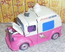 Transformers Revenge of The Fallen SKIDS MUDFLAP Deluxe Rotf Ice Cream Truck