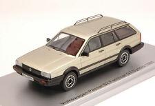 Volkswagen VW Passat B2 Familcar Gt Syncro 1985 Silver Limited Ed. 250 pcs 1:43