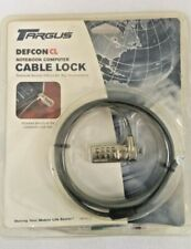 Targus Defcon Cl Ultra Pa410U V3 Notebook Computer Cable Lock