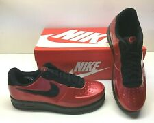 Nike AF1 Air Force 1 Foamposite Pro Cup Gym Red Black Basketball Shoes Mens 9
