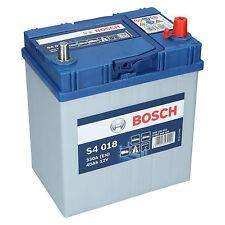 Bosch S4 018 12V 40Ah 330 A EN Autobatterie Starterbatterie ersetzt 35Ah 45Ah