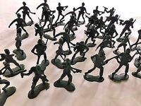 Green Plastic Army Men Military Toy Soldiers