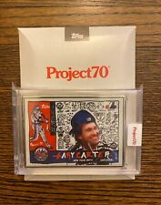 TOPPS PROJECT 70 CARD # 95 / 1960 GARY CARTER BY GREGORY SIFF ARTIST PROOF / 51