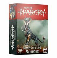 Warcry Mindstealer Sphiranx - Warhammer Age of Sigmar - Brand New! 111-37