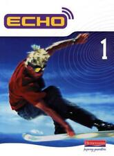 Echo 1 Pupil Book (Echo for Key Stage 3 German) by  | Paperback Book | 978043538