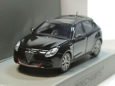 Minichamps Alfa Romeo Giulietta Veloce, 2017, schwarz - 870 120002 - 1:87
