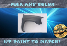 Painted to Match! Right Side RH Fender For 2002-2009 Chevy Chevrolet Trailblazer