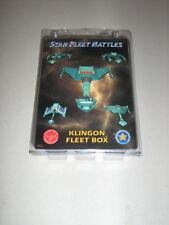 SFB: Klingon Fleet Box (New)