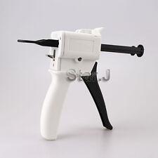 2pcs Dental 1:1 Ratio Impression Mixing Dispensers Dispensing Guns 50ml