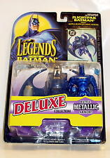 Legends of Batman Deluxe Flightpak Batman Metallic Next Day Free Shipping