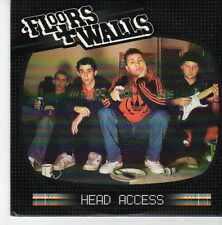 (EB780) Floors and Walls, Head Access - 2007 DJ CD