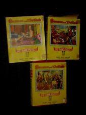 3 Original Tour Presser GB Samson & Delilah Scie Sauteuse Puzzles 200 Pcs Mature