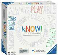 26071 Ravensburger kNOW! Family Quiz Board Game Suitable for Ages 10 Years+