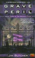 Grave Peril (The Dresden Files, Book 3) by Jim Butcher, Good Book