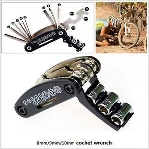 Bike Motorcycle Travel Repair Tool Multi Hex Wrench Screwdriver Kit For  Ducati