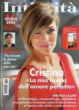 Intimità 2016 17#Cristina Chiabotto,iii