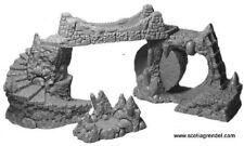 Scotia Grendel 25mm Miniature Subterranean Cavern works with Dwarven Forge
