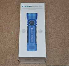 Olight Blue Seeker 2 Pro Flashlight Limited Edition