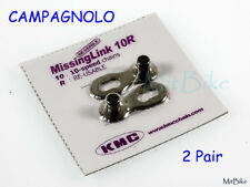 Kmc 10 speed Re-Usable Missing Link Chains Campagnolo