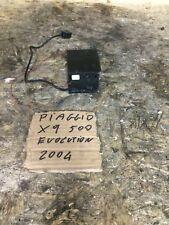 Piaggio X9 500 Evolution 2003/2005 Centralina interfono