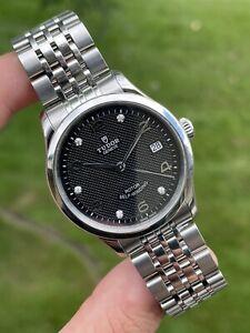 Tudor 1926 Automatic 36mm Watch 91450-0004 W/ Original Box