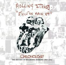 ROLLING STONES - CHRONOLOGY OF EXILE ON MAIN STREET (2CD)