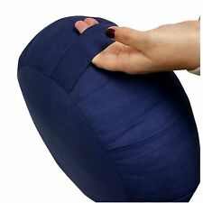 New Zafu Cover Navy Blue  - Meditation Cushion Cover Made in USA
