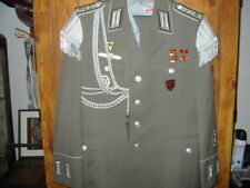 EAST GERMAN ARMY BANDSMANS UNIFORM