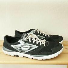 Skechers GoRun Go Run Mens Running Shoes Size 14 Black Lace Up