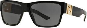 VERSACE Sunglasses VE4296 GB1/81 59mm Black / Grey Polarized Lens