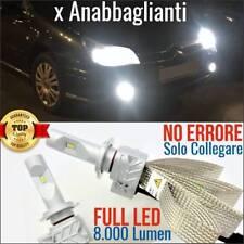 Kit Anabbaglianti FULL LED H7 CITROEN C5 tutte Tourer Lampade luci 6500K CANBUS